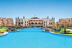 Jasmine Palace Resort & Spa, Hurghada, Egypt