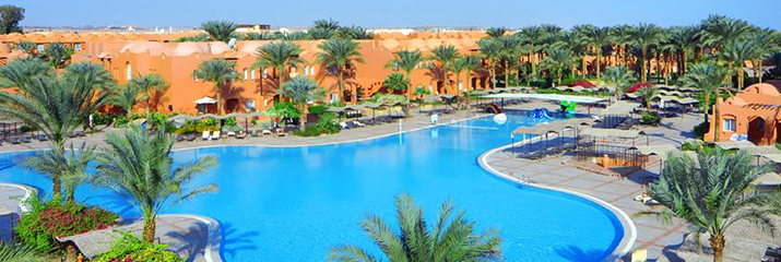 Jaz Makadi Oasis Resort, Makadi Bay, Egypt