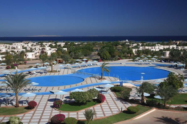 Sonesta Pharoah Beach, Hurghada - grounds