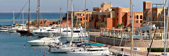 The Three Corners Ocean View, El Gouna