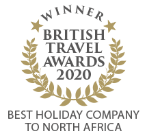 Winner: British Travel Awards 2020